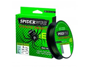 SpiderWire Stealth Smooth8 Moss Green Filler 2019 alt5