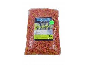 Kukurica varená ochutená 1kg (príchuť jahoda)