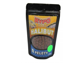 Halibut pelety chytacie Red-150 g (priemer 20 mm)