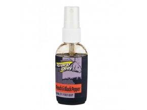 Posilovač CARP ONLY-50 ml (VARIANT PEACH & BLACK PEPPER)