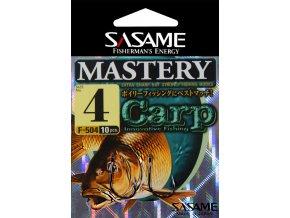 Sasame Boil Mastery (Veľkosť 8)
