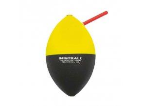 Oval-sumcový plavák  (VARIANT 100 gr)
