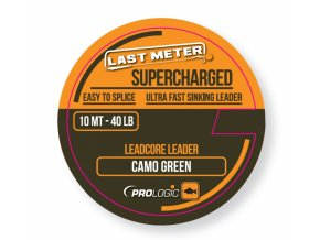 2248 1 prologic supercharged leadcore leader 10m 40 lbs c