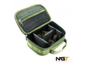 2341 1 ngt tackle ngt puzdro na zataze rigid lead bag