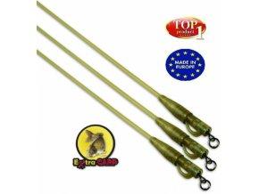 2482 1 extra carp extra carp safety clips with camo tubing