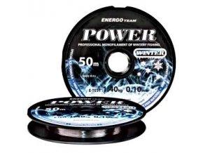 VLASEC ET POWER WINTER 50M (dlžka 50 m, priemer 0,22 mm)