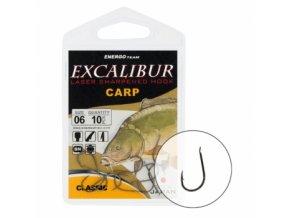 HÁČIK EXCALIBUR CARP CLASSIC NS (Veľkosť 14)
