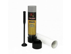 zfish pva puncocha mesh tube 35mm 7m