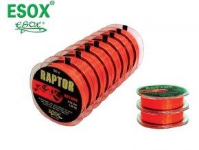 esox raptor distance 100 m default