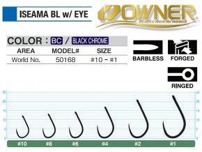 owner iseama bl w eye original