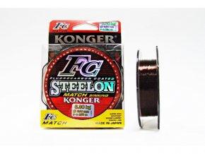 Konger Steelon FC1 Match - 150m  (priemer 0,25 mm)