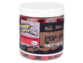 Carp Only POP up 16 MM/80gr (príchuť BLOODWORM & LIVER)