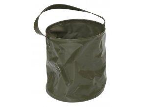 6381 skladacie vedierko jrc foldable water bucket 6 2l