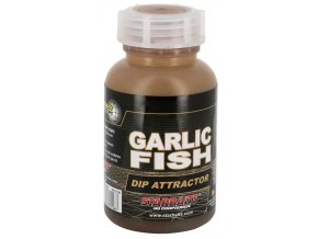 STARBAITS - DIP ATTRACTOR (príchuť GARLIC FISH)