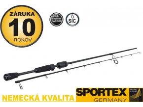 Prívlačový prút SPORTEX NOVA ULTRA LIGHT (dlžka 200 cm/3-9 gr)