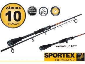 SPORTEX - Black Pearl (dlžka 2,70 m/20 gr)