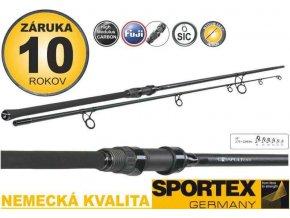Kaprárske prúty SPORTEX Catapult CS-3 Stalker 2-diel (dlžka 3,00 m, vrhacia záťaž 2,75 Lbs)