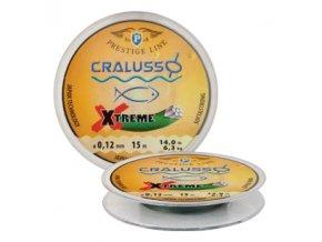 CRALUSSO XTREME PLETENÝ NADVÄZEC (15M) (priemer 0,16 mm)