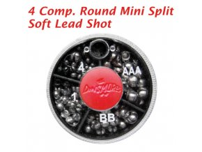vyr 1118Dinsmores Soft Lead Shots 4 Comp Mini 500x500
