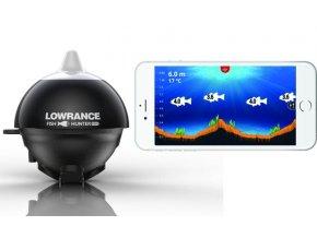 8163 sonar lowrance fishhunter pro