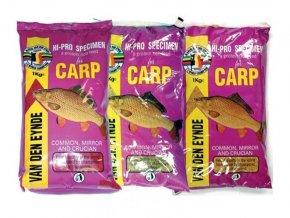 Krmítková zmes Hi-Pro Carp 1 kg (VARIANT biele)
