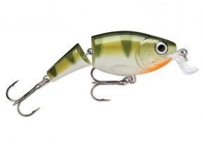 Rapala Jointed Shallow Shad Rap 05 (VARIANT Yellow Pearch)