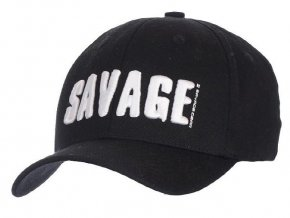 savage gear siltovka simply savage 3d logo cap 1 1