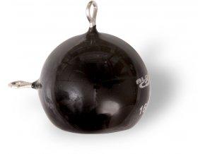Cat Ball - Pogumovaná záťaž - čierna (VARIANT 200 g)