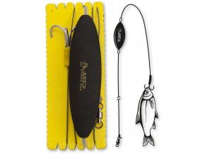 Podvodní plavák s trojhákom - 100kg 1ks/1,20m (VARIANT #3/0 - XL)