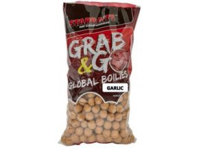 G&G GLOBAL BOILIES - 2,5KG/20MM (príchuť BANANA CREAM)