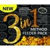 method feeder pack 3in1