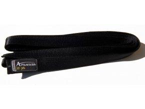 ARAWAZA černý pás  - bavlna