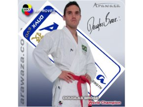 ARAWAZA ONYX EVOLUTION kimono karate WKF approved