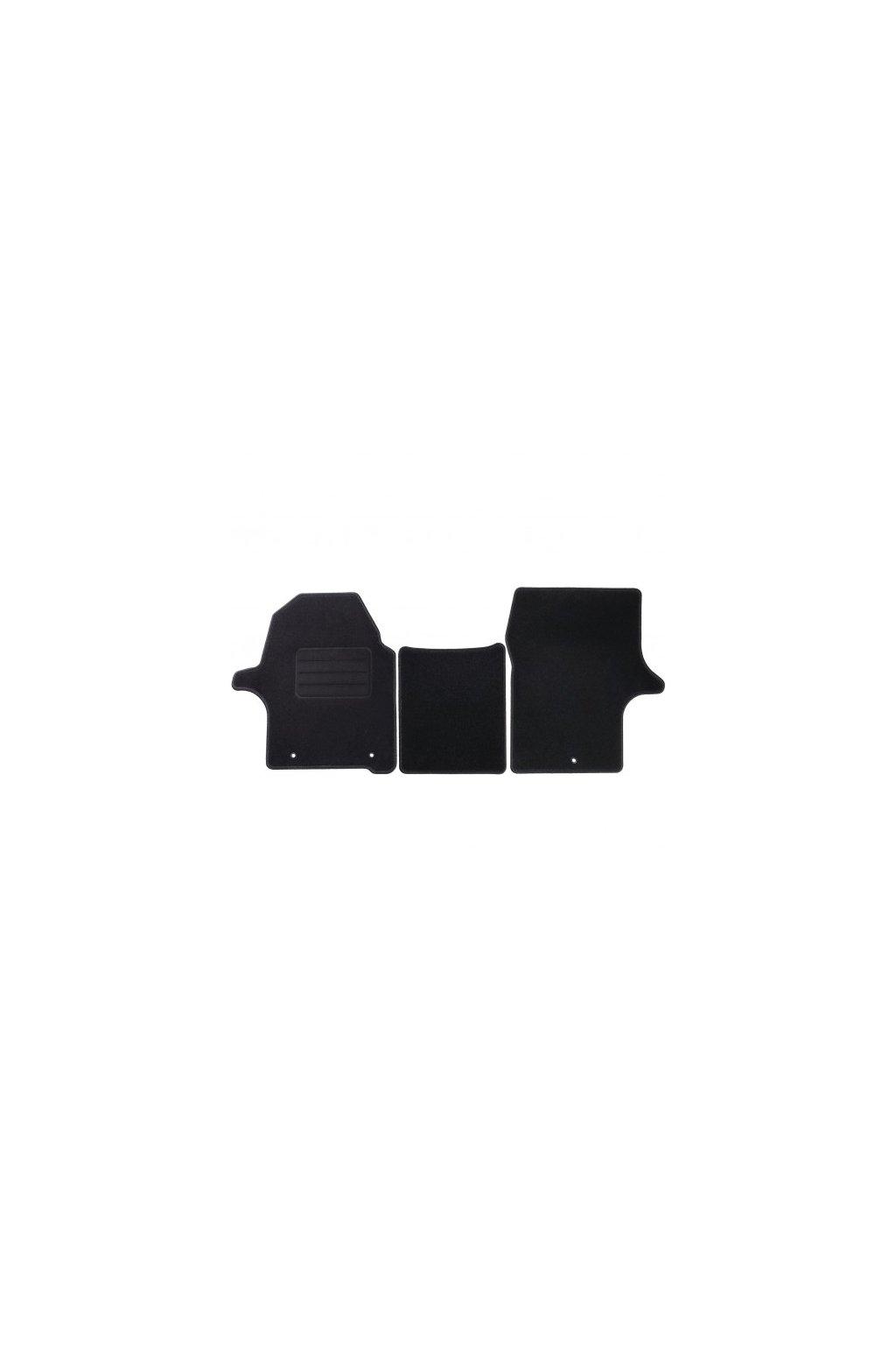 Koberce textilni ACR Hyundai H350 2015- černá