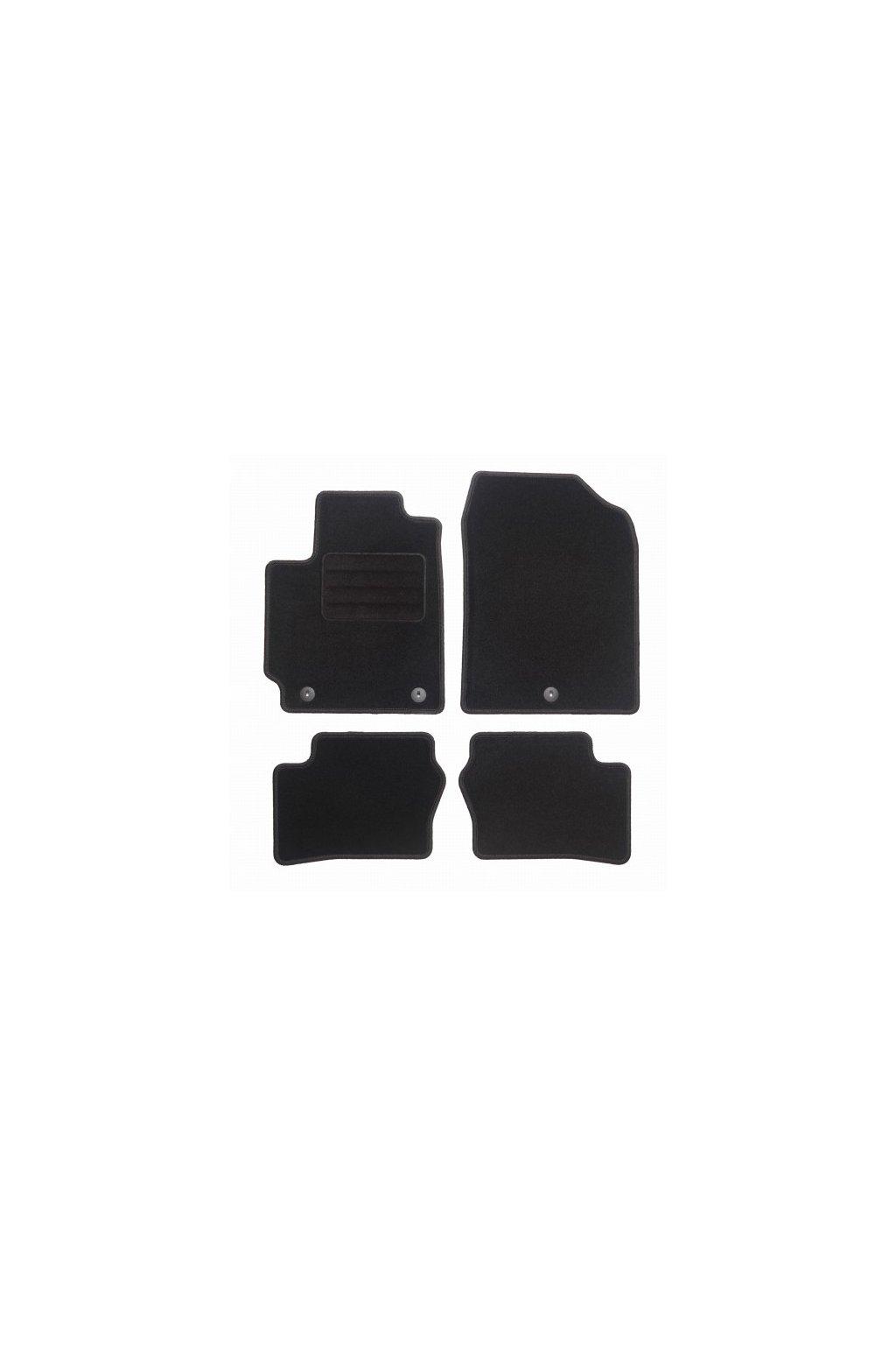 Kia Picanto III 2017- černá