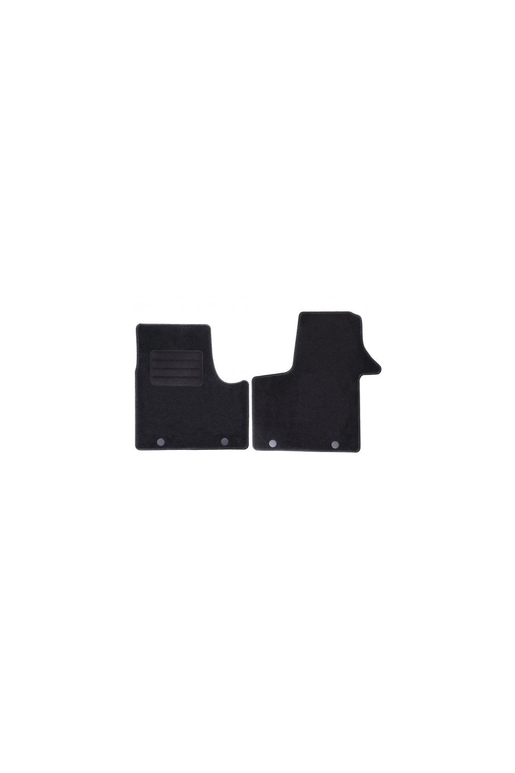 Koberce textilni ACR Opel Vivaro II 2014-2019 černá