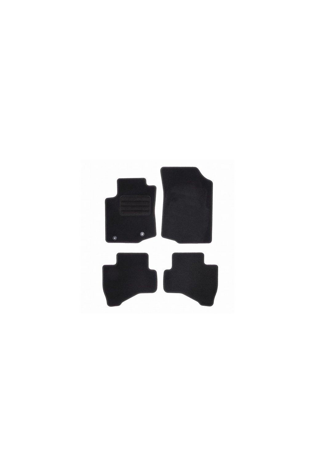 Koberce textilni Peugeot 108 2014-