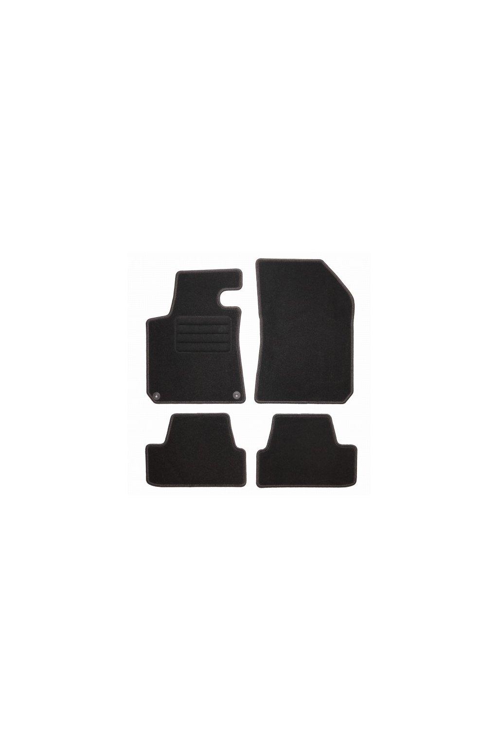 Koberce textilni Peugeot 308 II HTB 2013-