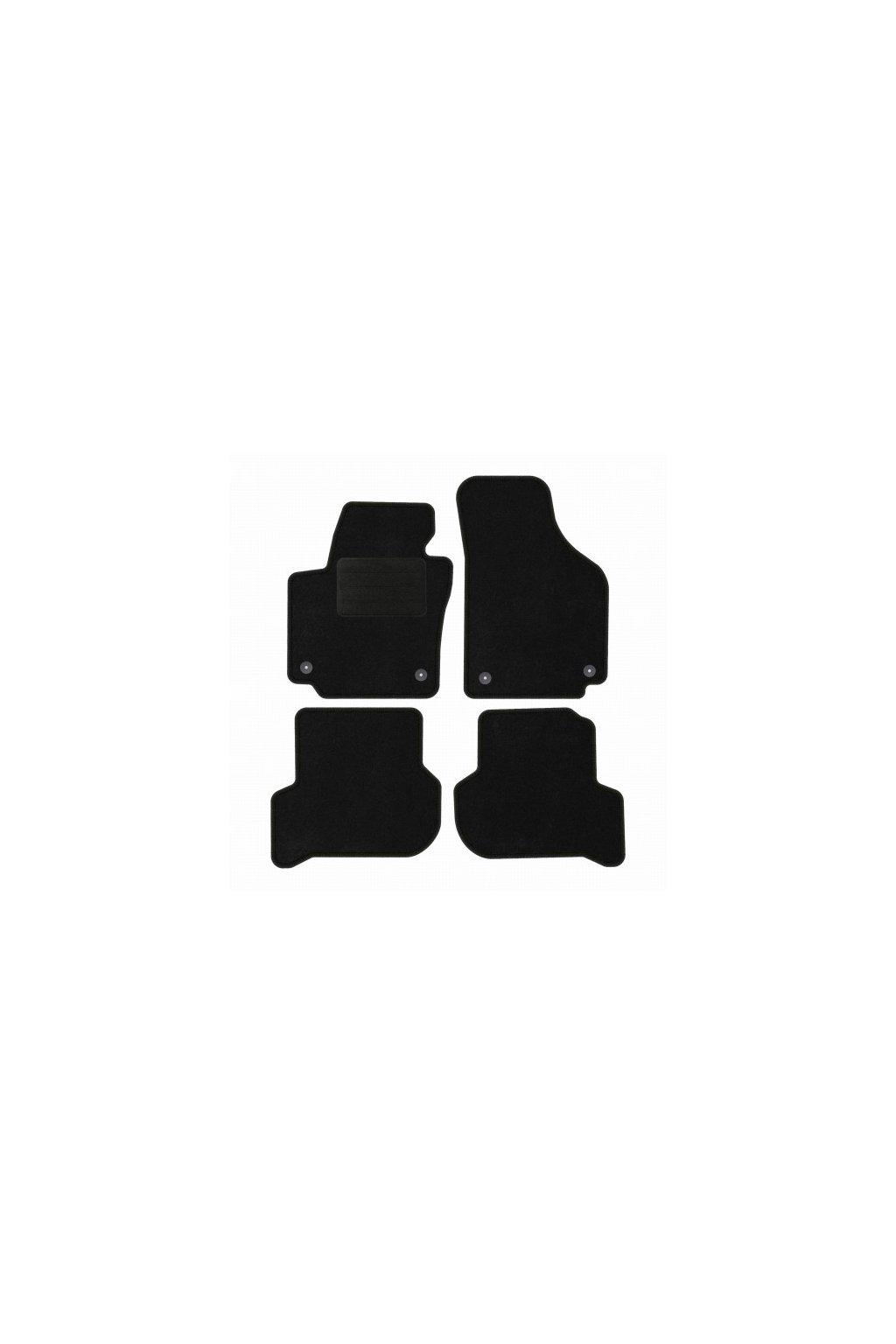 Koberce textilni Seat Altea XL 2006-2015