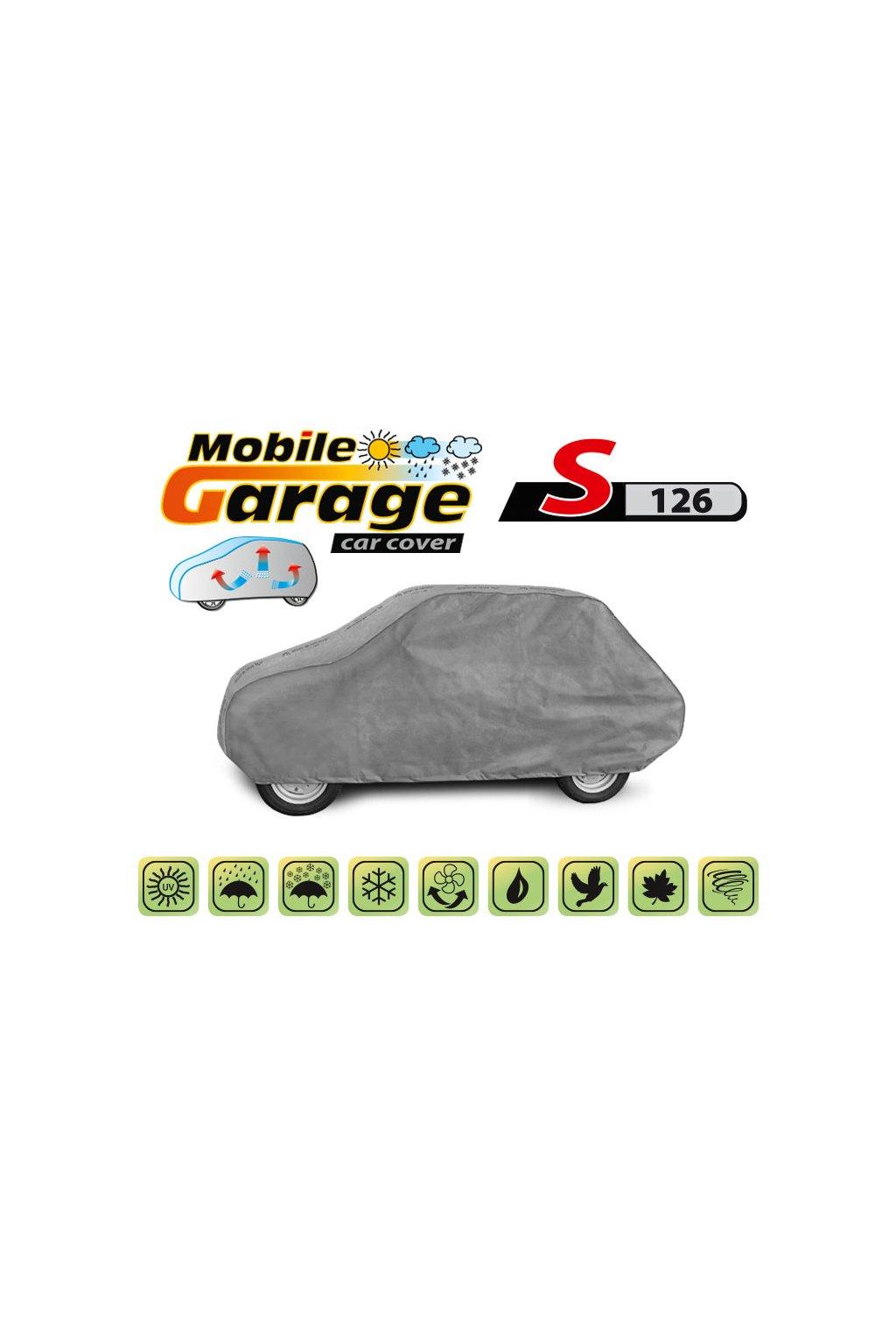 Autoplachta FIAT 126 p