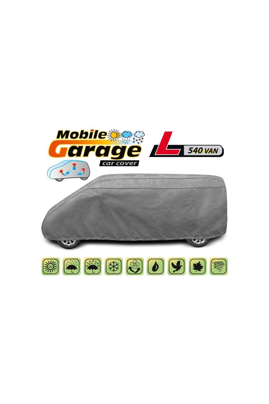 2994 autoplachta mobile garage l540 van