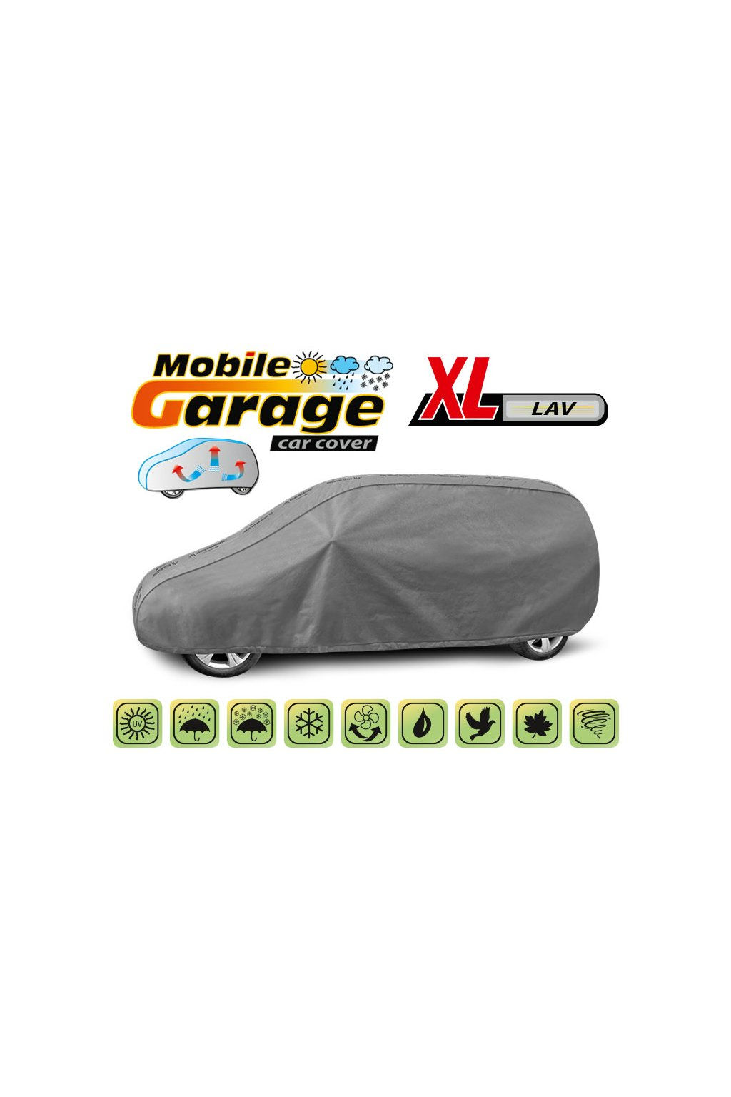 mobile garage XL lav 3 art 5 4137 248 3020
