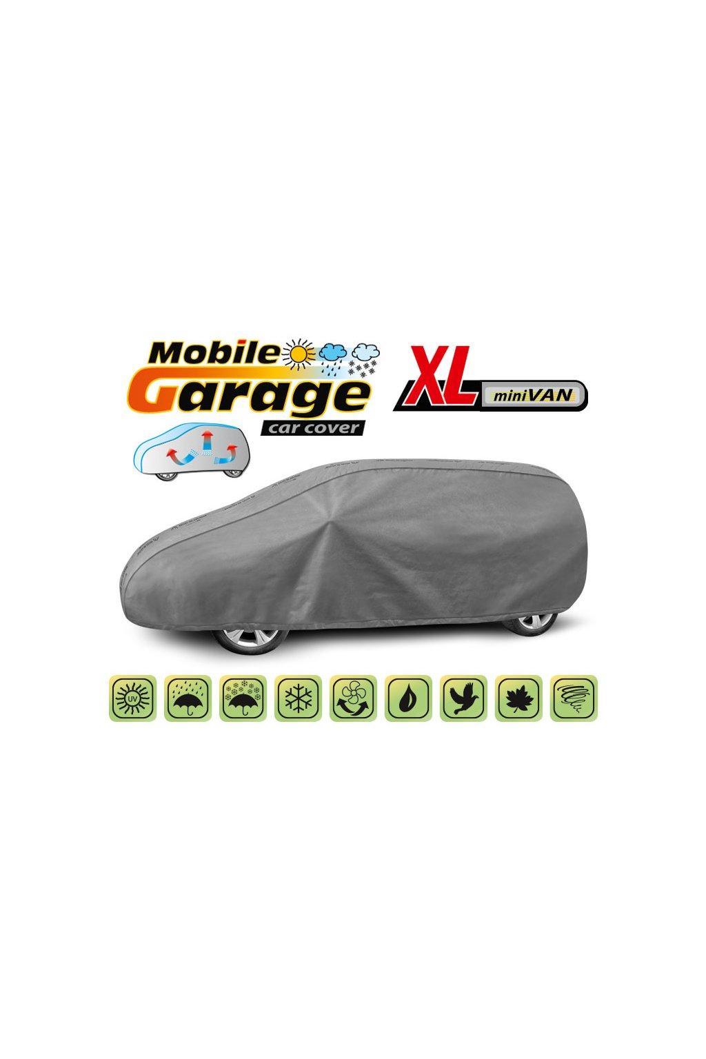3570 autoplachta rozmer xl mini van