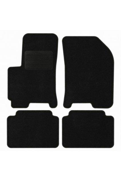 Koberce textilni ACR CHEVROLET Aveo I [T250] 2006-2011 černá
