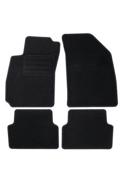 Koberce textilni ACR CHEVROLET Aveo II [T300] 2011- černá