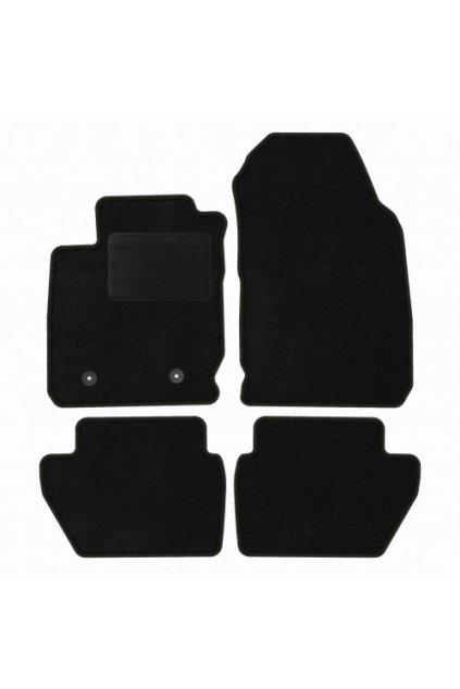 Koberce textilni Ford EcoSport II 2017-