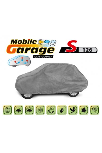 PLACHTA NA AUTO MOBILE GARAGE s 126