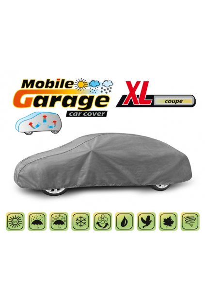 PLACHTA NA AUTO MOBILE GARAGE XL Coupe