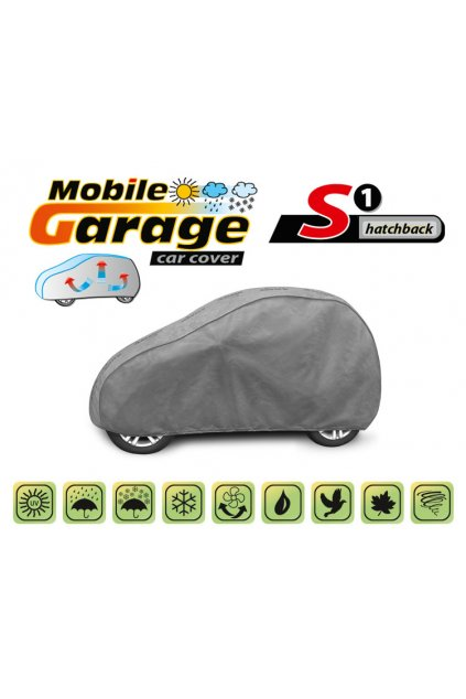 PLACHTA NA AUTO MOBILE GARAGE SMART ForTwo