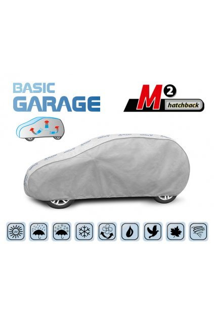 Plachta na auto BASIC GARAGE  M2 Hatchback autocrocco.cz